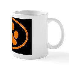 orange paw rec 1 Mug