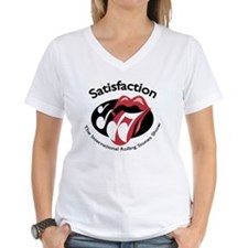 Satisfaction_Logo_Rev_1_Whi Shirt
