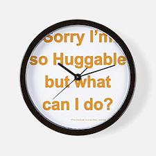 hubbaable Wall Clock