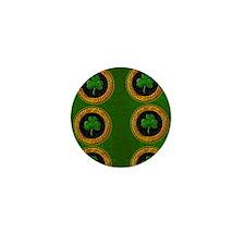 CELTIC-SHAMROCK-FLIP-FLOPS Mini Button