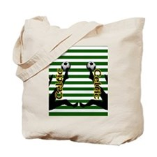 CELTIC-FOOTBALL-FLIP-FLOPS Tote Bag