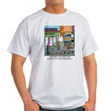 8560_parking_cartoon T-Shirt