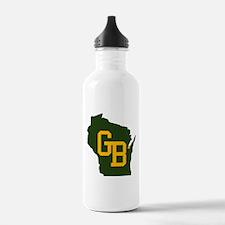 GB - Wisconsin Water Bottle