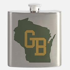 GB - Wisconsin Flask