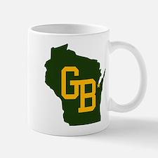 GB - Wisconsin Mugs