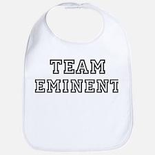 EMINENT is my lucky charm Bib