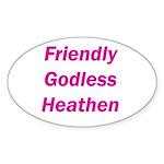 Charming Heathen Sticker