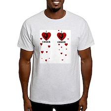 cheer flip flops 2 T-Shirt
