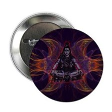 "shiva on fractal_small 2.25"" Button"