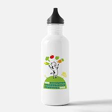 White RVF 2012 Water Bottle