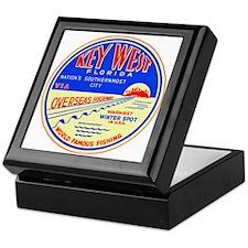 $24.99 Key West, Florida Keepsake Box