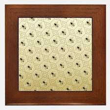 HoneyBee7100 Framed Tile