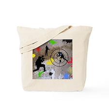 Paintball King Duvet Tote Bag