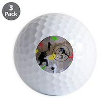 Paintball King Duvet Golf Ball