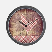 picnicrooster Wall Clock