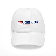 John H Cox 2008 Baseball Cap