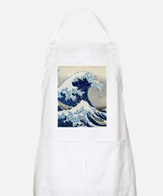 Pillow Hokusai Wave Apron
