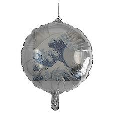 FF Hokusai Wave Balloon