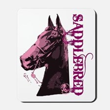 Proud Saddlebred Mousepad