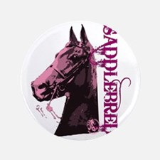 "Proud Saddlebred 3.5"" Button"