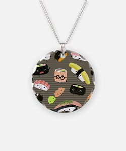 sushipillow2 Necklace