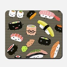 sushipillow2 Mousepad