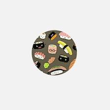 sushipillow2 Mini Button