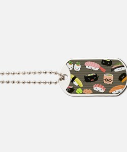 sushitoiletry Dog Tags