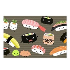sushitoiletry Postcards (Package of 8)