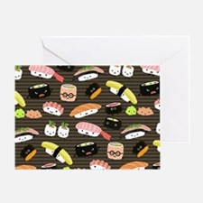sushibigbag Greeting Card
