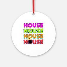 BombayHouse Round Ornament