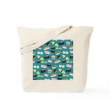 sushishowercurtain Tote Bag