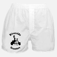 sexyscooterwithwords Boxer Shorts