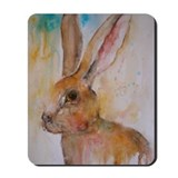 Hare Mouse Pads