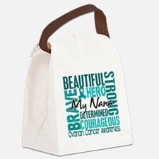 D Nana Canvas Lunch Bag