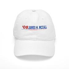 James H Mccall 2008 Baseball Cap