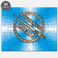 Chapter Book Challenge magnet Puzzle