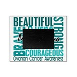 Ovarian cancer Picture Frames