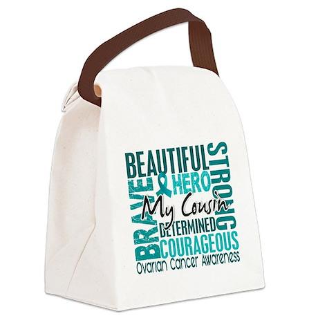 D Cousin Canvas Lunch Bag