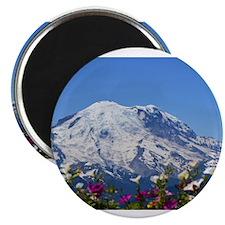 Mt Rainier Magnets