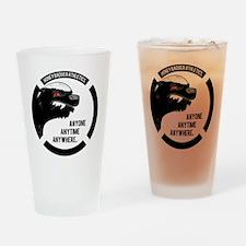 honeyb[1] Drinking Glass