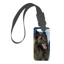 BTWinter441_iphone Luggage Tag