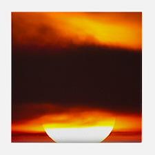ATL Sunrise 9 x 12 Tile Coaster