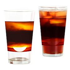 ATL Sunrise 9 x 12 Drinking Glass