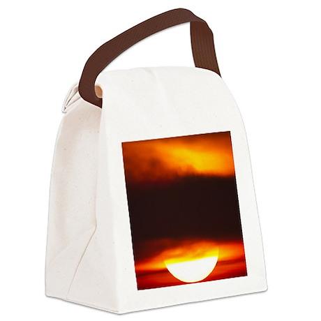ATL Sunrise 9 x 12 Canvas Lunch Bag