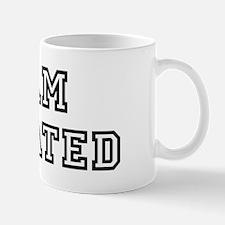 EDUCATED is my lucky charm Mug