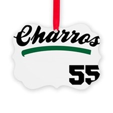 Charros Jersey Ornament