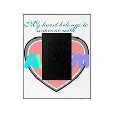 Autism heart Picture Frame