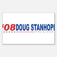 Doug Stanhope 2008 Rectangle Decal