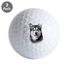 portrait1 Golf Ball